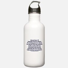 Hoax - Campaign Finance Reform Water Bottle