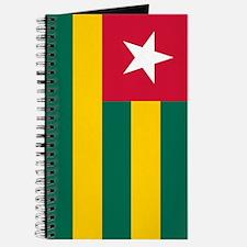 Togo Flag Journal