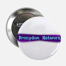 "Bronydom Network Logo 2.25"" Button"