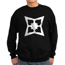 Heart Design Sweatshirt