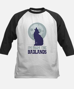 IM FROM THE BADLANDS Baseball Jersey