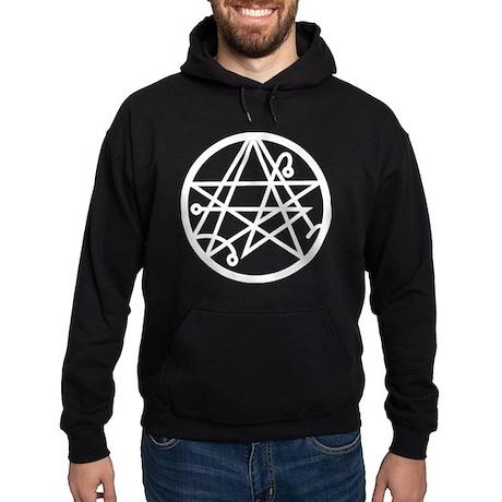 Necronomicon Sigil Hoodie (dark)