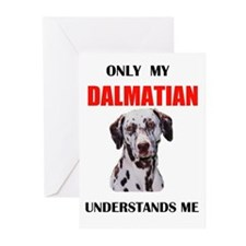 MY DALMATIAN Greeting Cards (Pk of 10)