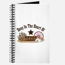 Deep In The Heart Of TEXAS Journal