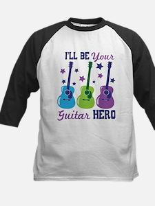 ILL BE Your Guitar HERO Baseball Jersey