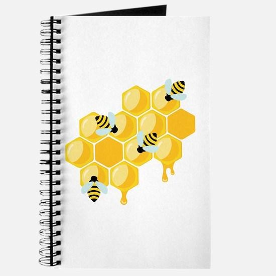 Honey Beehive Journal