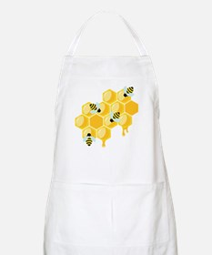 Honey Beehive Apron
