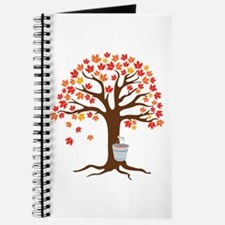 Maple Syrup Tree Journal