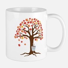 Maple Syrup Tree Mugs