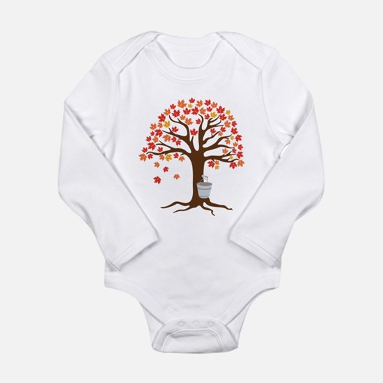 Maple Syrup Tree Body Suit