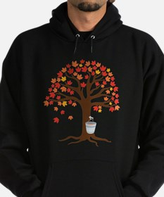 Maple Syrup Tree Hoody