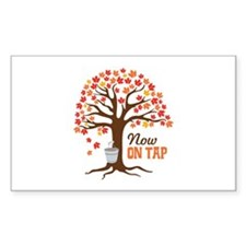 Now ON TAP Decal