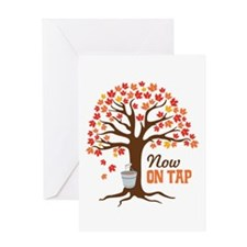 Now ON TAP Greeting Cards