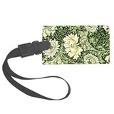 William morris chrysanthemum Luggage Tags