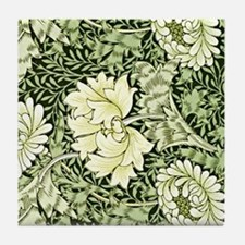 Morris - Chrysanthemum Tile Coaster