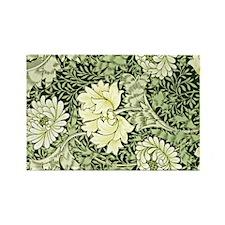 Morris - Chrysanthemum Rectangle Magnet