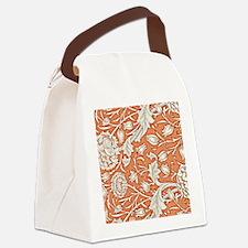 William Morris - Wild Tulip vinta Canvas Lunch Bag