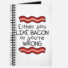 Like Bacon or Youre Wrong Journal