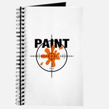 Paintball Paint Journal