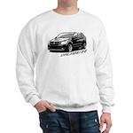 Caliber B&W Sweatshirt