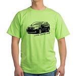 Caliber B&W Green T-Shirt