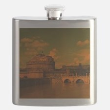 rom dramatic light Flask