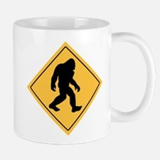 Sasquatch Mugs
