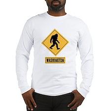 WASHINGTON Long Sleeve T-Shirt