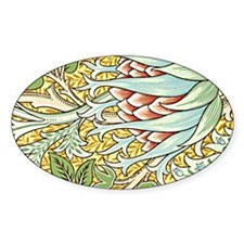 William Morris design, Artichoke Decal