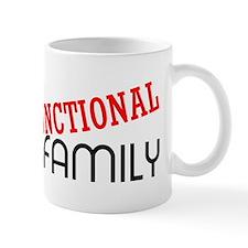 i love my dysfunctional family. Mugs