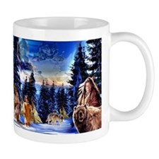 Unique Native american chiefs Mug