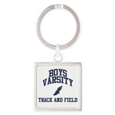 Boy's Varsity Track and Field Keychains