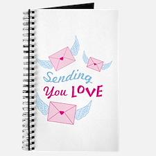 Sending You LOVE Journal