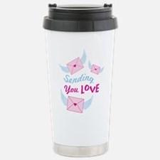 Sending You LOVE Travel Mug