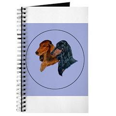 Dachshund Duo Journal