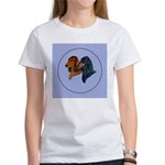 Dachshund Duo Women's T-Shirt