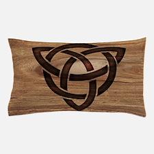 celtic knot Pillow Case
