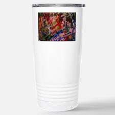 all abstract Travel Mug