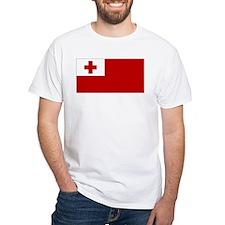 Tonga Flag Shirt