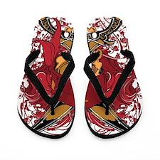 SHIVERS Flip Flops
