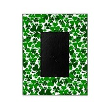 Shamrocks Picture Frame
