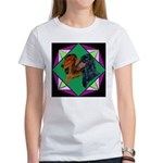 Dachshund Pair Women's T-Shirt