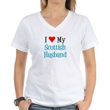 Love My Scottish Husband T-Shirt