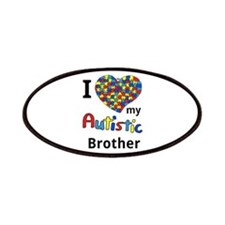 Autistic Brother Patches