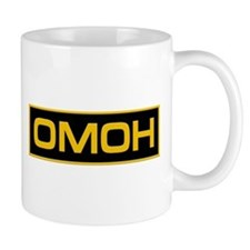 OMOH Special Purpose Mobile Unit Logo Coffee Mug