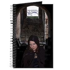 Girl in ruins Journal