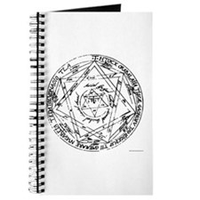 Great (Or Grand) Pentacle Journal