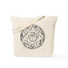 Great (or Grand) Pentacle Tote Bag
