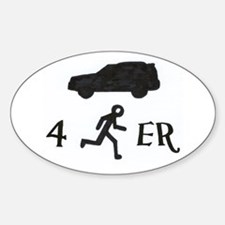4Runner Decal