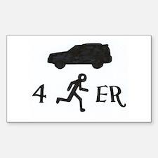 4Runner Decal